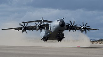 Aircraft in fiction - Airbus A400M Atlas