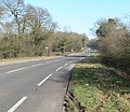 A47 Hinckley Road towards Leicester - geograph.org.uk - 699787.jpg