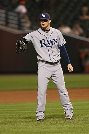 J. P. Howell - Howell during his tenure with the Tampa Bay Rays in 2008