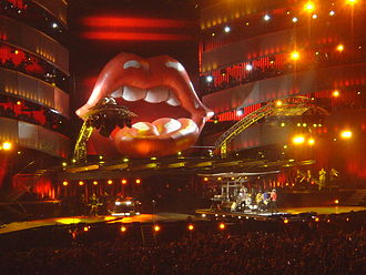 A Bigger Bang (concert tour) - Image: A Bigger Bang Twickenham 4