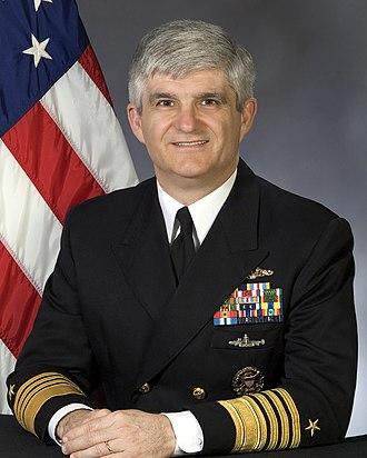 Kirkland H. Donald - Admiral Kirkland H. Donald