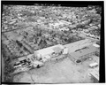 AERIAL VIEW, LOOKING SOUTH - William Enston Home, 900 King Street, Charleston, Charleston County, SC HABS SC,10-CHAR,354-29.tif