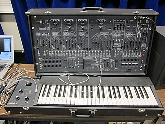 ARP 2600 - Image: ARP 2600, PNW Synth Fest 2013
