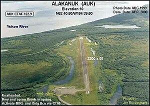 Alakanuk City