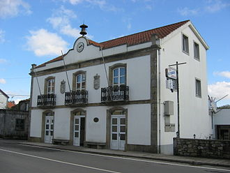 A Baña - City hall