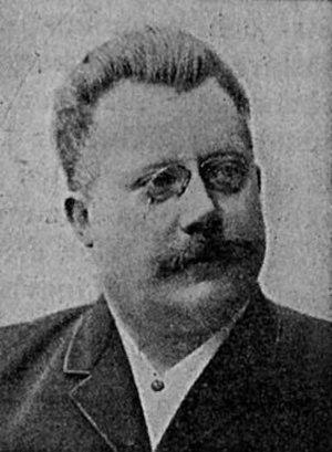 Albert Ulrik Bååth - A U Bååth.