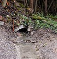 A culvert exposed, Stockton reservoir - geograph.org.uk - 1306969.jpg