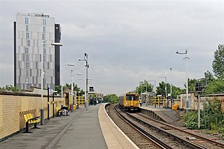 Bootle New Strand railway station