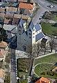 A lébényi Szent Jakab templom a levegőből.jpg