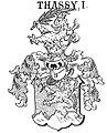 A miskei és monostori Thassy család címere.jpg