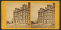 A part of city hall with old city hall in the background, by Bardwell, Jex J., 1824-1903.png