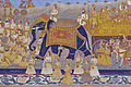 A royal Rajput procession.jpg