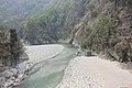 A tributary of Eastern Nayaar near Sindudi village, Pauri Garhwal.jpg
