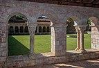 Abbaye Saint-Michel de Cuxa - Cloister 03.jpg