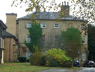 Listed buildings in Sheffield S5 - Image: Abbey Grange Nursing Home, Sheffield