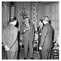 Abdel Nasser holds a dinner for Ali Yavar Jung, the Indian Ambassador, in Cairo (05).jpg