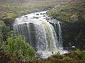 Abhainn Braigh Horrisdale Waterfall - geograph.org.uk - 229383.jpg