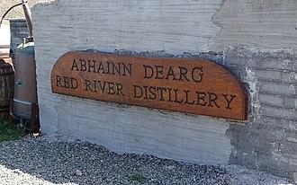 Abhainn Dearg distillery - Abhainn Dearg Red River Distillery