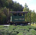 Acier CRELOI, a Cockerill locomotive in Bonnières-sur-Seine 03.JPG