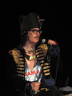 Adam Ant - Adam Ant at G-Live, Guildford, December 2011