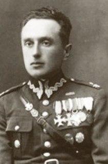 Adam Solski Polish officer