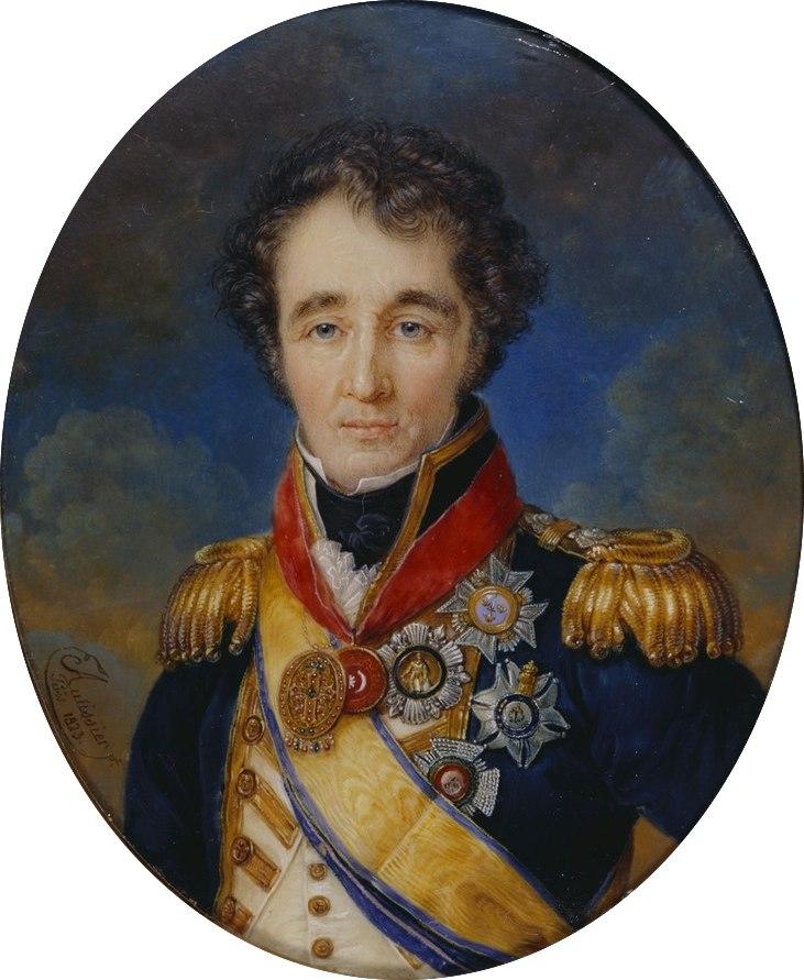 Admiral Sir Sidney Smith (1764-1840) - Louis-Marie Autissier