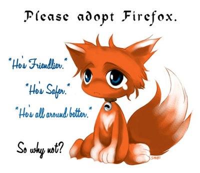 Adopt Firefox