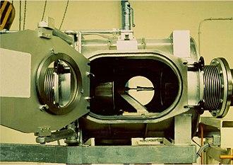 Svetopolk Pivko - Image: Aerotunel hipersonik, T 37