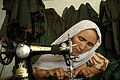Afghanistan microfinance women Sewing (10665104743).jpg