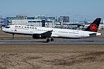 Air Canada Airbus A321 C-GJWO (39969352655).jpg