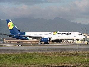 Air Santo Domingo Boeing 757 Maharajh.jpg
