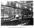 Alaska Gastineau Mining Company store, showing tin ceiling and canned goods stacked on shelves, Thane, Alaska, between 1910 and (AL+CA 293).jpg