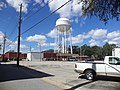 Albany Water Tower from North Jackson St.JPG