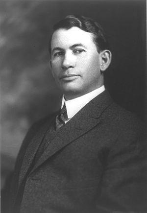 Alben W. Barkley - Barkley in 1913