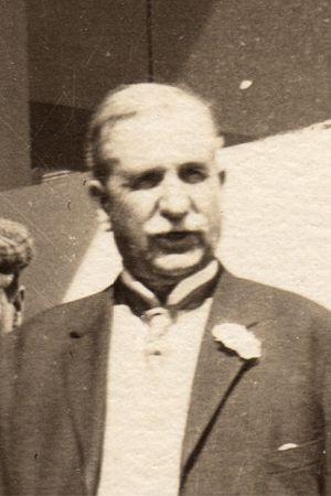 Albert Joseph Wallace - Wallace in 1911
