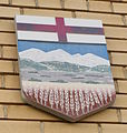 Alberta painted shield.JPG