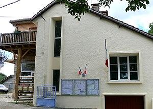 Albiac, Lot - Town hall