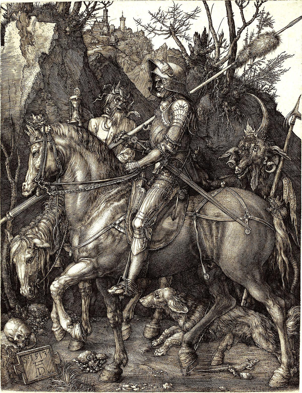 El caballero, la muerte y el diablo - Wikipedia, la enciclopedia libre
