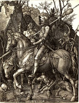 Albrecht Dürer - Knight, Death and the Devil.jpg