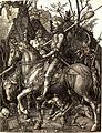 Albrecht Dürer - Knight, Death and the Devil.jpg