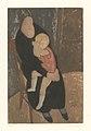 Album 8 estampes (en couleurs) (08) - Mère et enfant, print by Armand Apol (1879-1950), Belgium, Prints Department of the Royal Library of Belgium, S.III 112564.jpg