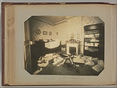 Album of Paris Crime Scenes - Attributed to Alphonse Bertillon. DP263674.jpg
