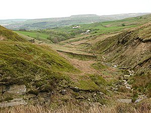 Elf - Alden Valley, Lancashire, possibly a place once associated with elves