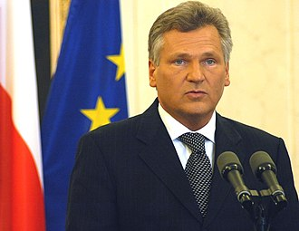 History of Poland (1989–present) - Aleksander Kwaśniewski (SLD), the only left-wing President of Poland since 1989 (1995-2005)