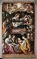 Alessandro allori, natività di maria, 1595, 03.jpg