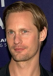 Alexander Skarsgård interprete di Eric Northman.
