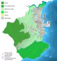 Algeciras mapa de unidades de paisaje.png