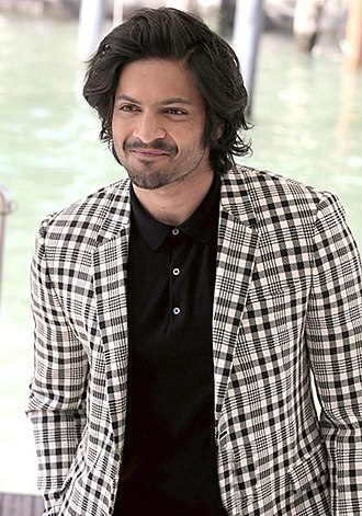 Ali Fazal - Fazal at the premiere of Victoria & Abdul, September 2017