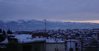 Alistrati - Image: Alistarti snow small