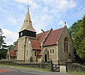All Saints Church, Grayswood Road, Grayswood (June 2015) (7).JPG
